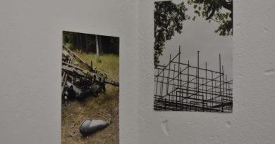 "Wystawa Jana Urbaniaka – ""Closed Burgh"""