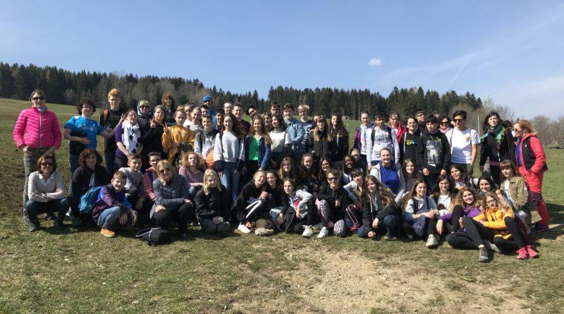 Erasmus + w Szkole Podstawowej w Józefosławiu