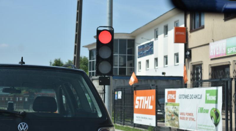 Ruch wahadłowy w Piasecznie i Chyliczkach