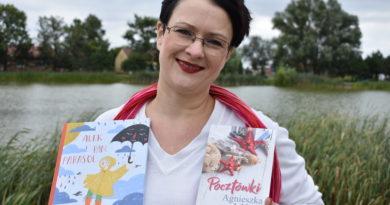 """Agnieszka Lis – """"Pocztówki"""", """"Alek i Pan Parasol"""""""