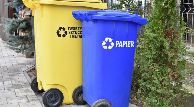 Zmiany w odbiorze odpadów w Piasecznie