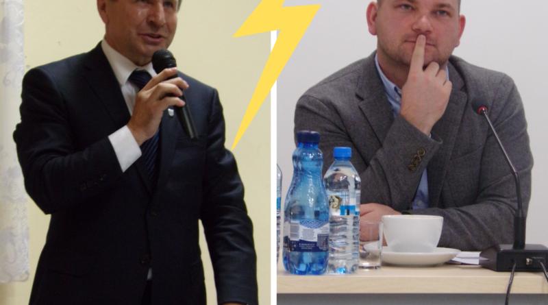 Iskrzy na linii gmina Prażmów – Starostwo Powiatowe w Piasecznie