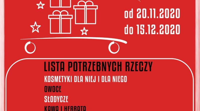 Świąteczna zbiórka prezentów dla Domu Pomocy Społecznej w Górze Kalwarii