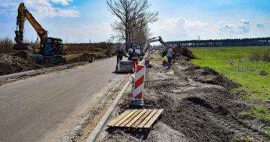Utrudnienia do końca maja na ul. Masztowej