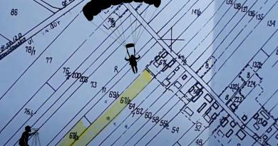 Wysokich lotów geodeta