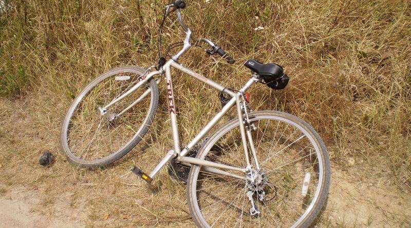 Przynieś stary rower i podaruj radość